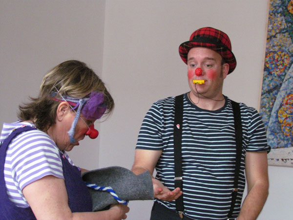 4-clowns