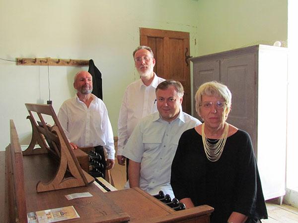 1-organisten